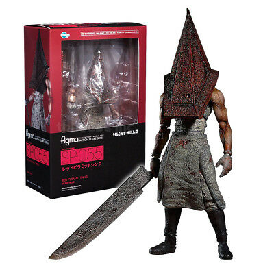 Hot Pyramid Head Action Figure Silent Hill 2 Red Thing Figma