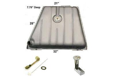 1949 1950 1951 1952 Chevy Car Steel Fuel Gas Tank EXTRA CAPACITY Fuel Sender