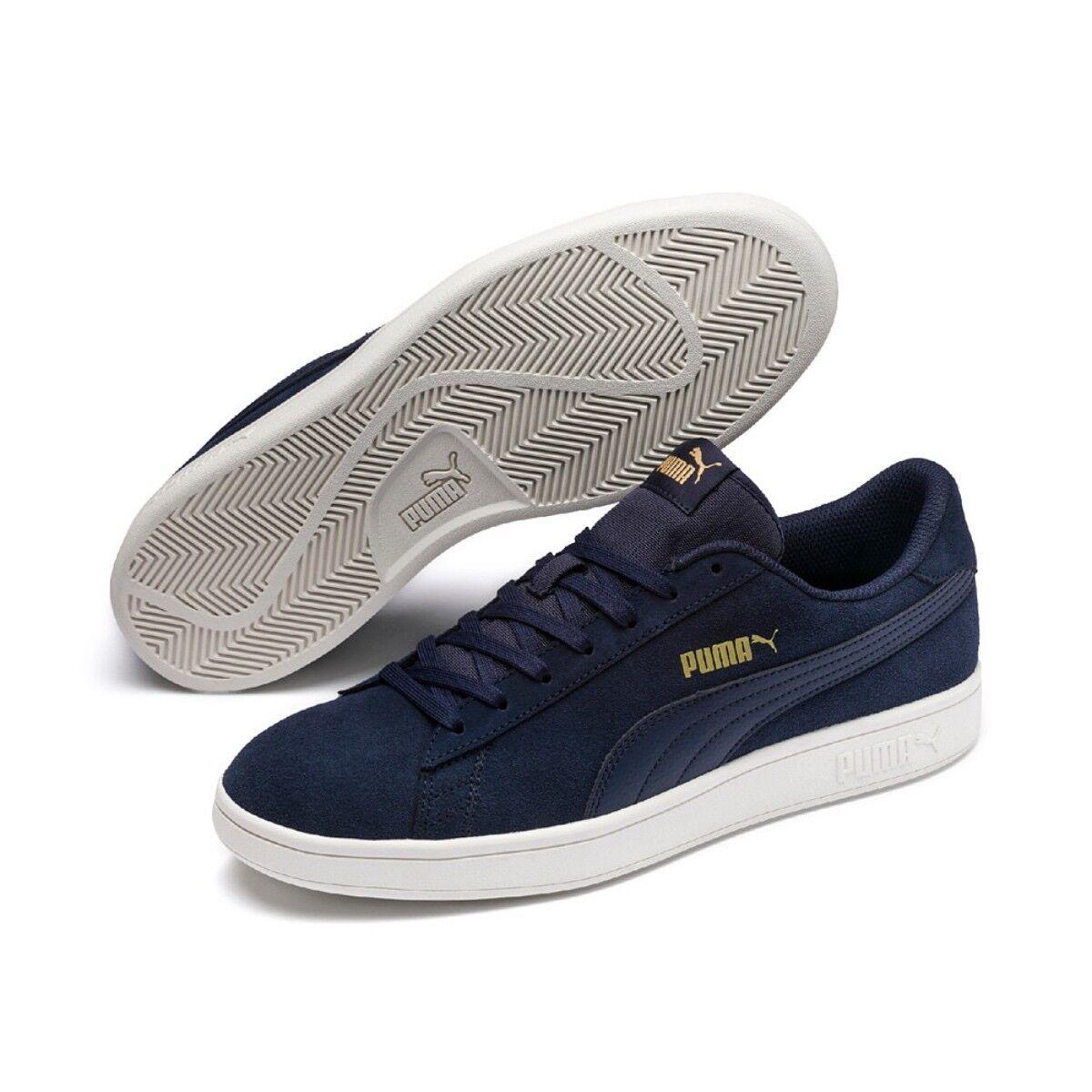 PUMA Smash v2 Unisex Unisex Unisex Adulti scarpe da ginnastica Scarpe da ginnastica retrò 364989 Peacoat 667a72