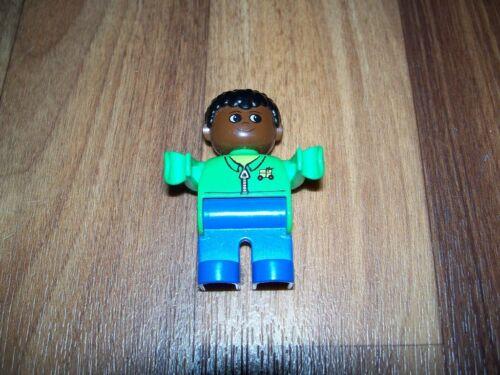 LEGO DUPLO Paketfahrer aus 3325,Paketwagen,Paket-Auto,Postwagen,Postauto Baukästen & Konstruktion LEGO Bau- & Konstruktionsspielzeug