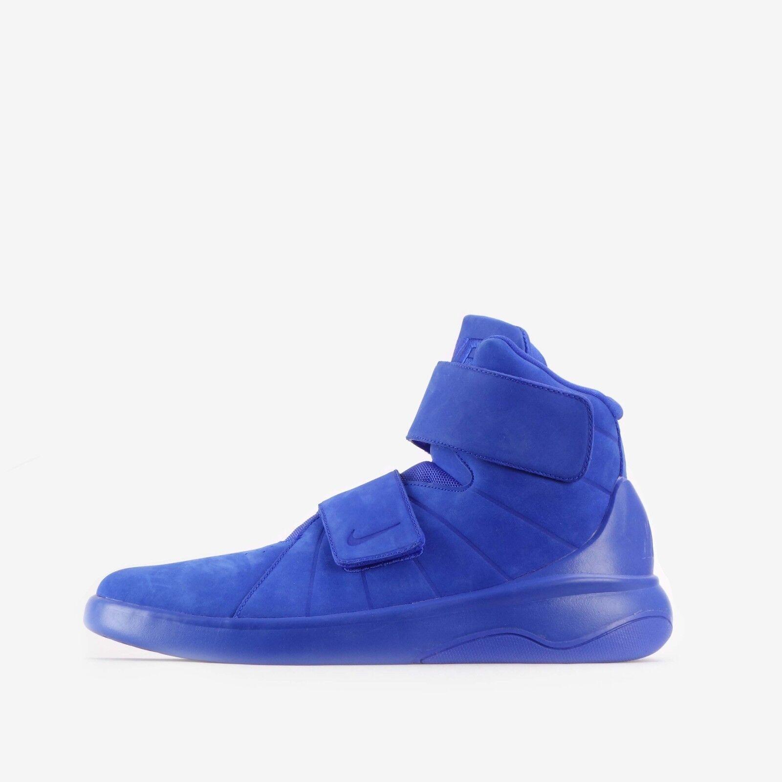Nike Marxman Premium Men's shoes in Triple bluee