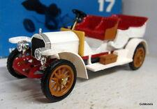 Rio 1/43 Scale 17 1909 Mercedes Benz Germania white diecast model car