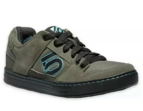 Five Ten Freerider Men's 5216 Earth Green Cycling Mountain Bike Shoes size 5