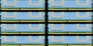 DDR2 MEMORY RAM PC2-6400 ECC FBDIMM DIMM ***FOR SERVERS*** 4X4GB 16GB
