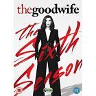 The Good Wife - Season 6 DVD 2014 Complete Sixth Series Region 2