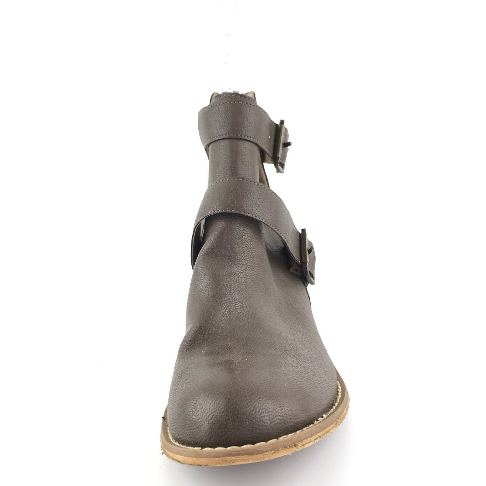 a63590671c7c6c ... Abound Pepper Rounded Gray Rounded Pepper Toe Ankle Boots Women  s Size  9 M ...