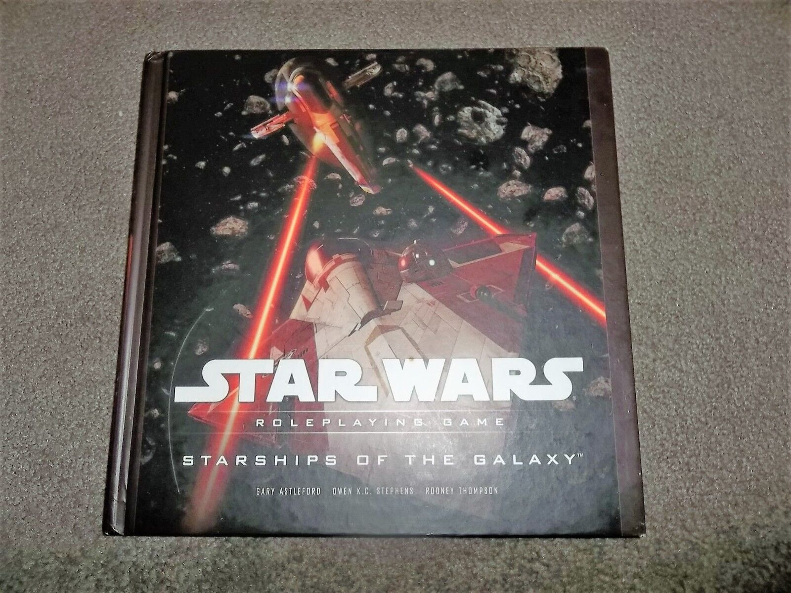 Star Wars SAGA D20 RPG  Starships of the Galaxy