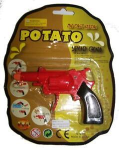 METAL-DIECAST-POTATO-SPUD-GUN-TOY-die-cast-boys-play-toys-classic-novelty-new