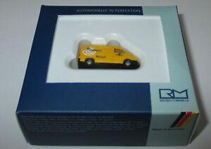 Rietze-16982-Ford-Transit-Boite-Correos-Es-1-160-Neuf-Emballage-D-039-Origine