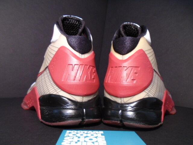2008 Nike Noir HYPERDUNK TAR blanc rouge  Noir Nike 324820-167 12 83a4db