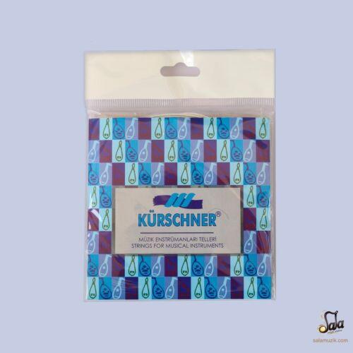 Professional Strings For Turkish Oud Ud Kurschner 0.09 KSO-109