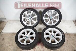 BMW-E61-E60-5er-Winterraeder-Winterreifen-Alufelgen-245-40R18-6760617-8Jx18-ET20