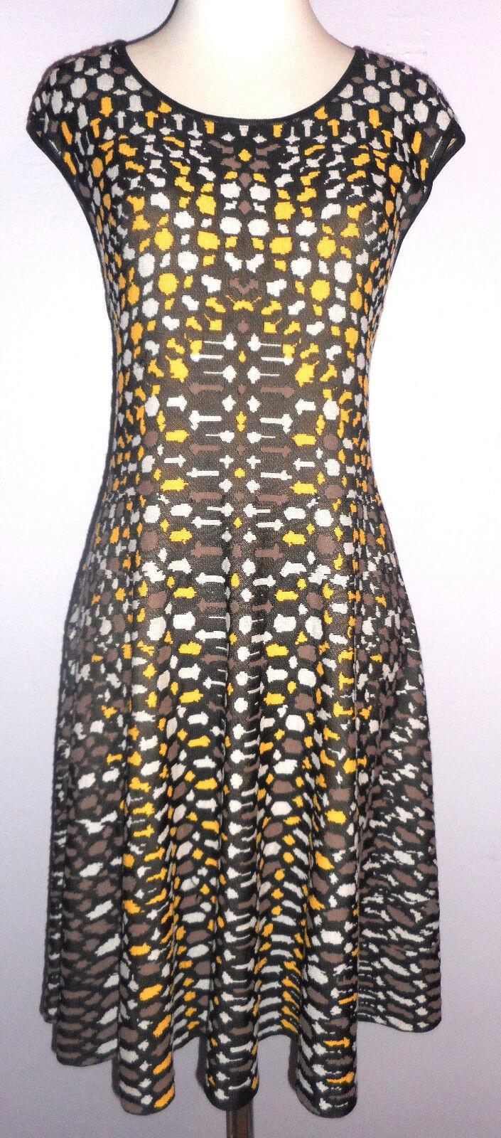New Nic + Zoe Melody Twirl Dress, size L