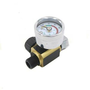 For Devilbiss+Iwata Spray Tool Pressure Regulator Adjustment Compressor