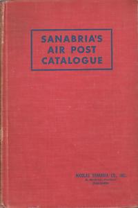 Sanabria-039-s-Air-Post-Catalog-1959-60-edition-good-condition