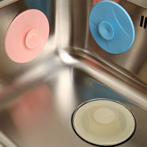 Bouchon de vidange en caoutchouc évier baignoire bouchon de toilette eau Z8