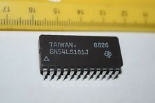 TI SN54LS181J Arithmetic Logic Units//Function Generator 24-Pin Ceramic Dip Qty-1