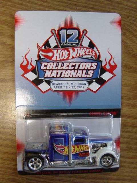mejor reputación 2012 2012 2012 Hot Wheels 12th nacionales convención convoy Personalizado  comprar mejor