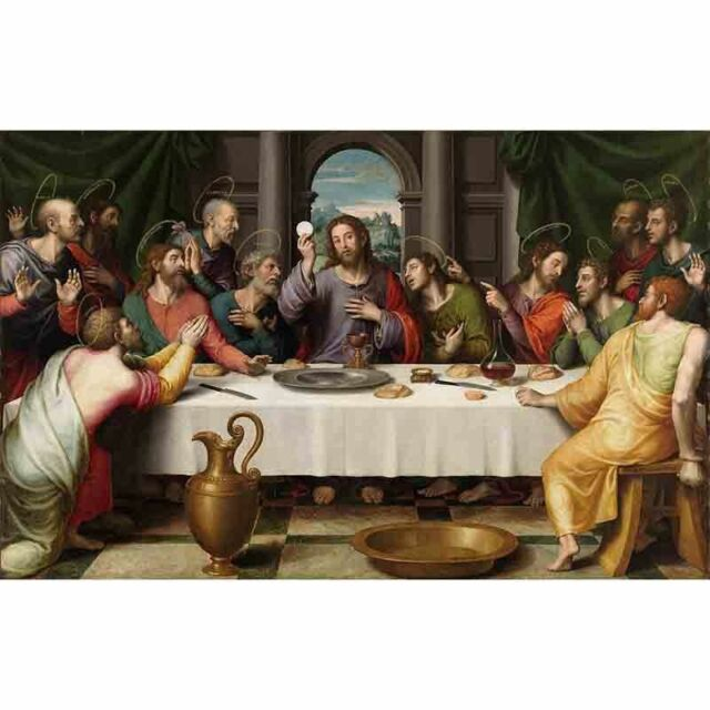 The Last Supper 5D DIY Diamond Painting Embroidery Cross Stitch Home Decor Craft