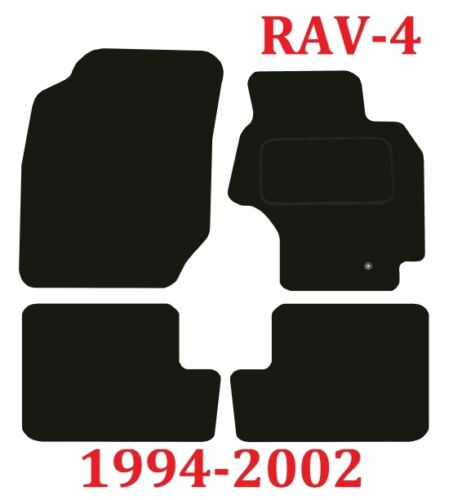 Toyota Rav4 Tailored Deluxe Quality Car Mats 1994 1995 1996 1997 1998 3dr /& 5dr