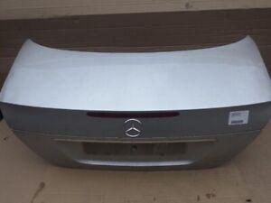 479817 Heckklappe brillantsilber metallic 744 Mercedes-Benz E-Klasse (W211)E 22