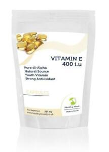VITAMIN-E-267mg-400iu-Antioxidant-x60-Capsules-Letter-Post-Box-Size