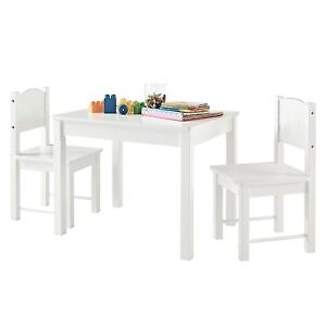 Miraculous Details About Kids Table And 2 Chairs Set Childrens Furniture Colourful Wooden Set Best Gift Andrewgaddart Wooden Chair Designs For Living Room Andrewgaddartcom