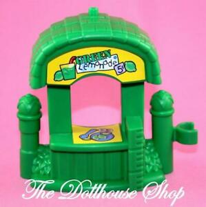 New-Green-Lemonade-Stand-St-Patricks-Day-Parade-Fisher-Price-Little-People