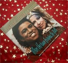 JERMAINE JACKSON & PIA ZADORA - When the Rain begins to fall * TOP SINGLE (M-:))