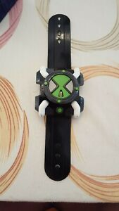 BANDAI-2006-ORIGINAL-BEN-10-OMNITRIX-WATCH-WITH-LIGHTS-amp-SOUNDS