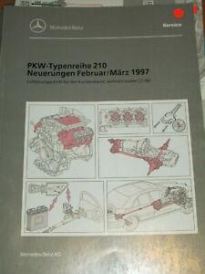 Mercedes-Service-Neuerungen-PKW-W-210-Febr-Maerz-1997
