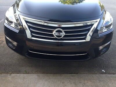 CHROME GRILLE GRILL TRIM For NISSAN ALTIMA 13 14 15 16 17