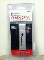 8 Gb Usb 2.0 Flash Drive - Imation Defender F150 Series High-speed