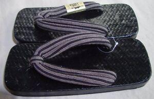 Sandale-en-Bois-Homme-Men-039-s-Wooden-Sandals-26-cm-Eur-40-5