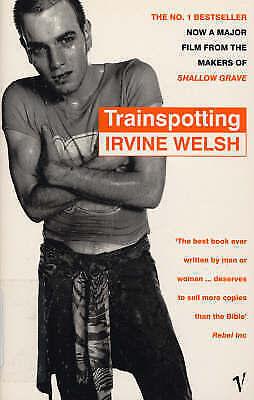 Trainspotting by Irvine Welsh (Paperback, 1996)