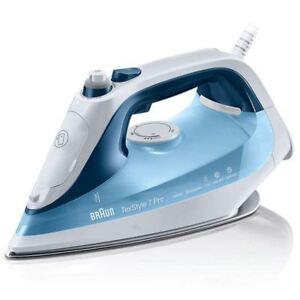 Braun-Texstyle-7-pro-Ferro-da-Stiro-a-Vapore-50-G-Minuti-Anti-goccia-Eloxal-3D
