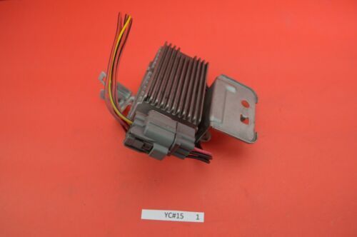 YC#15 94-97 Honda Accord OEM fuel injector resistor box rectifier 4 Cylinder