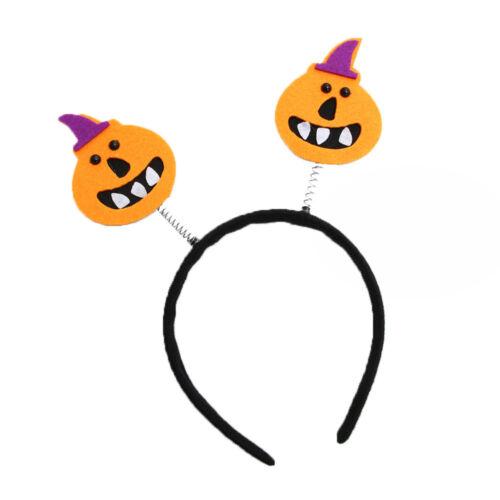 Halloween Party Pumpkin Bat Party Props Headbands Dress up Accessories Headbands