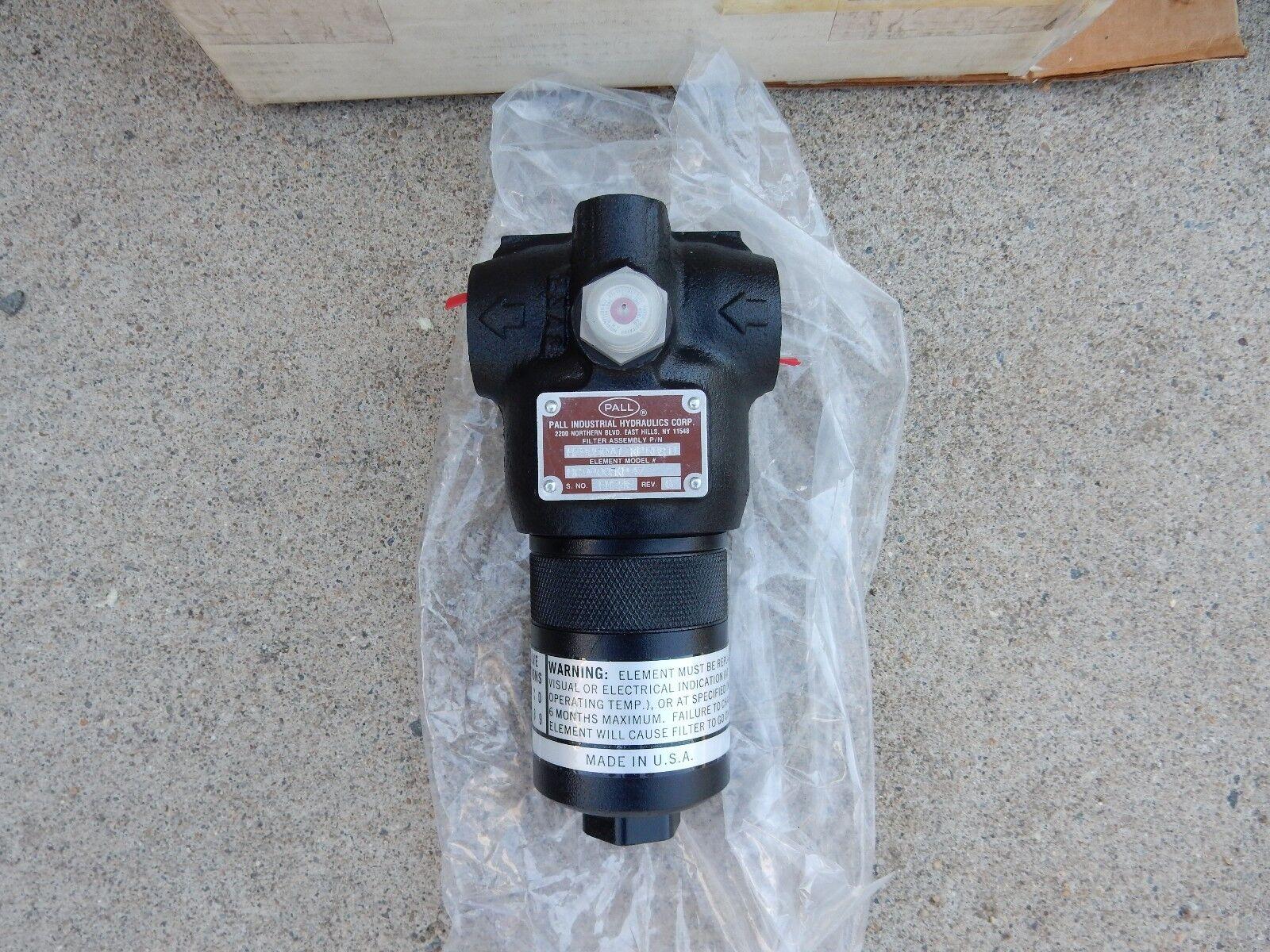 Pall Industrial Hydraulics Corp Hydraulic Fluid Filter