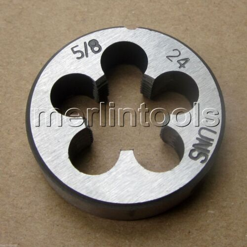 24 Left Hand Thread Die 5//8/""
