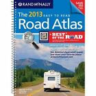 Rand Mcnally Midsize Road Atlas Large Scale: Rand Mcnally Road Atlas (2012, Paperback)