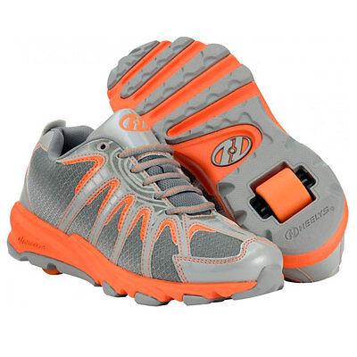 Heelys Sonar, Schuhe mit Rollen, Kinder Rollschuhe, (orange 7966)