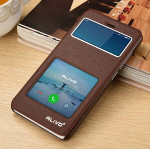 new style 9b531 aaf19 Details about For Xiaomi Mi 5x Mi A1 Luxury Waterproof Smart Case Flip  Leather Cover Stand