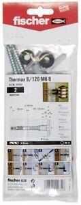 FISCHER-THERMAX-8-120-M6-B-Ancoraggio-con-distanziatori-a-isolamento-termico