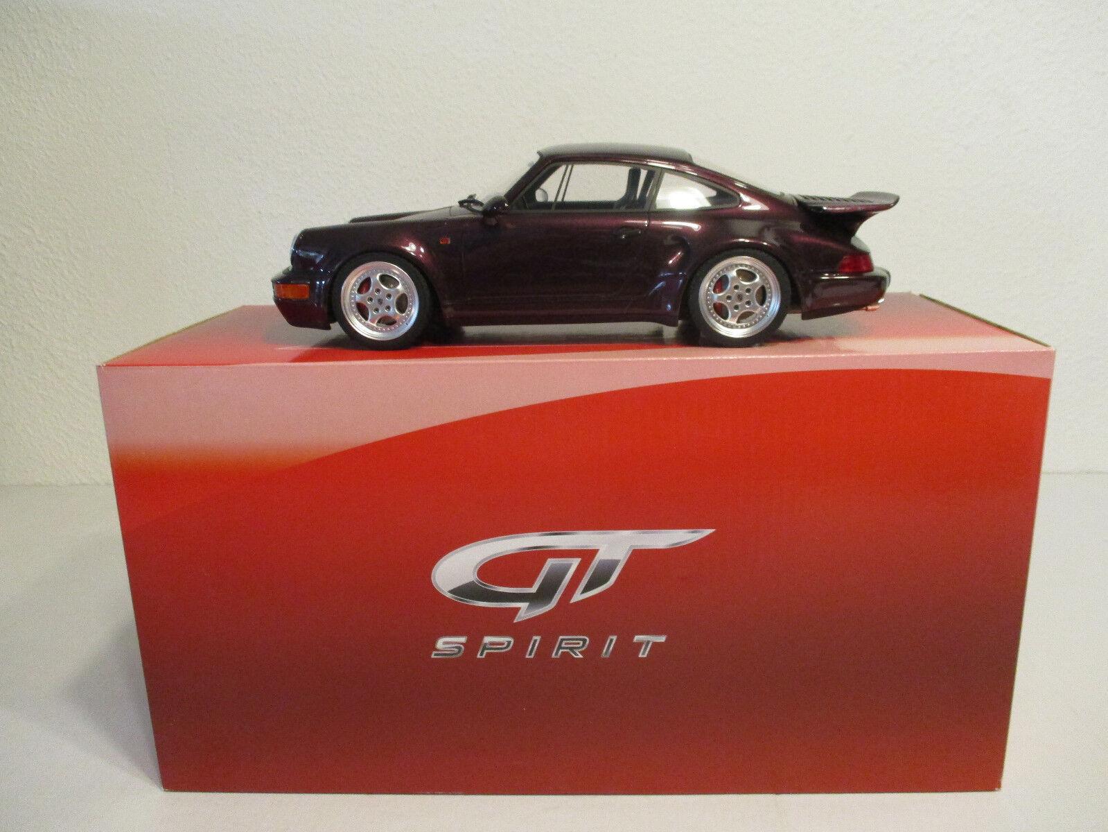 (Gok ) 1 18 Gt Spirit Porsche 911 TURBO S (964) Nip