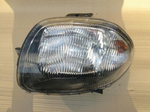 renault clio 2000 passenger side headlight n//s