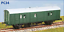 OO gauge SR 'BY' Utility Van Parkside PC34