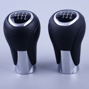 6-Speed-Leather-Manual-Transmission-Gear-Stick-Shift-Knob-fit-for-Mazda-3-CX-5