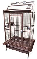 Kings Cages Parrot Bird 8003628 36x28x68 Bird Toy Toys Cages African Grey Amazon