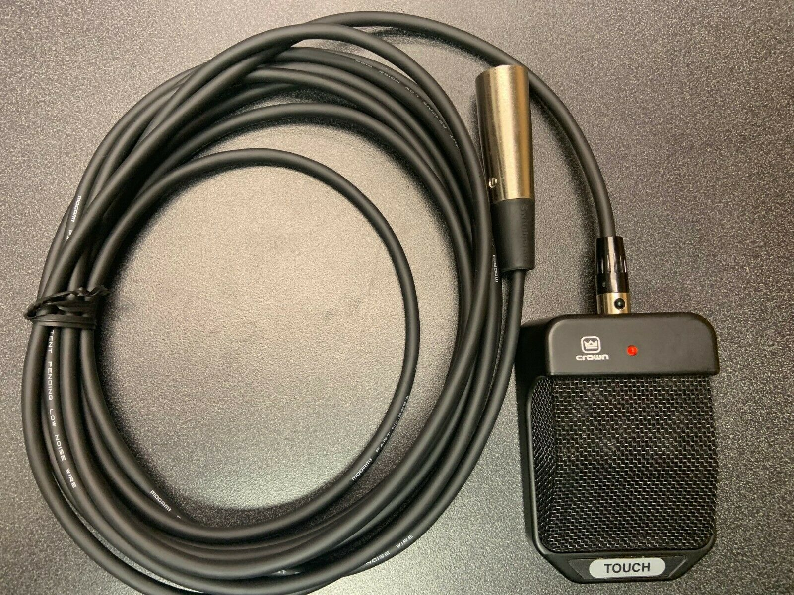 Crown PCC-130 SW Condenser Professional Microphone